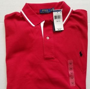 Ralph Lauren Polo Size 1XB Red Big & Tall